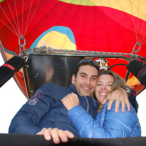 Airona- Romantic balloon flight